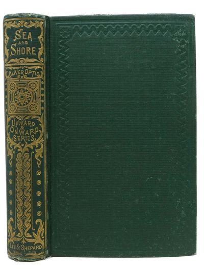 Boston: Lee & Shepard, 1872. 1st book edition (Jones 082). Original publisher's green cloth with ela...