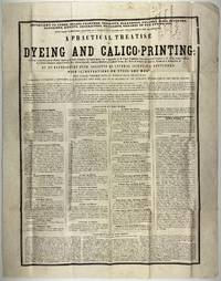 Important to Dyers, Calico-Printers, Chemists, Bleachers, Fullers, Will-Sourcers, Clothiers, Artists, Decorators, Druggists, Dealers in Dye, Stuffs, Etc. With Plain Directions, Showing at a Glance How Frauds and Adulterations May Be Detected. A Practical Treatise on Dyeing and Calico Printing... [caption title]