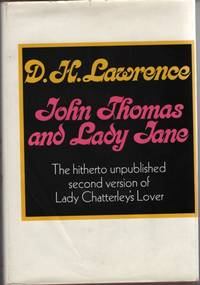 image of John Thomas and Lady Jane:  The Second Version of Lady Chatterley's Lover