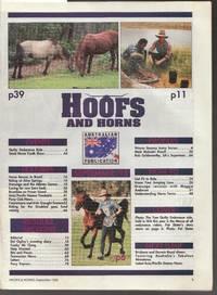 image of Hoofs and Horns Magazine September 1995