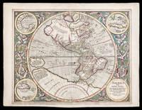 America sive India Nova ad magnae Gerardi Mercatoris avi Universalis imitationem in compendium redacta