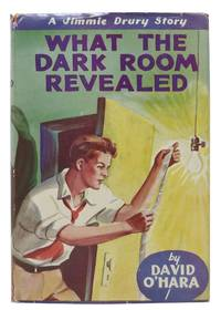 WHAT The DARK ROOM REVEALED.  The Jimmie Drury Mystery Series #2