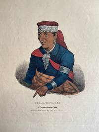 Kee-O-Tuck-Kee; A Pottawattomie Chief