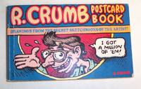 R. Crumb Postcard Book