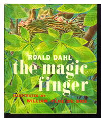 image of THE MAGIC FINGER.