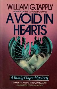 A Void In Hearts.  A Brady Coyne Mystery.