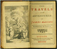 THE TRAVELS AND ADVENTURES OF JAMES MASSEY. TRANSLATED FROM THE FRENCH