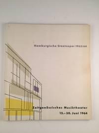 Hamburgische Staatsoper 1963/64 Zeitgenoessisches Musiktheater 15-30. Juni 1964