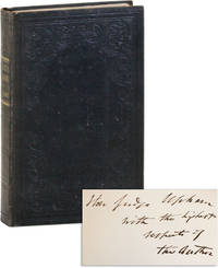 Mission to England, in Behalf of the American Colonization Society [Inscribed]