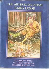 image of Fairy Book: A Book of Old Favourites with New Illustrations