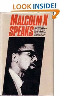 By Any Means Necessary by  Malcolm X - Paperback - from World of Books Ltd (SKU: GOR011210066)