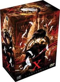 X de Clamp - Coffret 5 DVD - Intégrale - 25 épisodes VOSTF