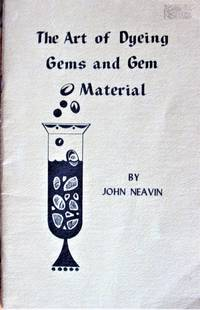 image of The Art of Dyeing Gems and Gem Material