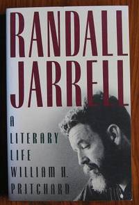 image of Randall Jarrell: A Literary Life