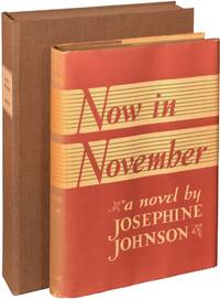 image of Now in November (First Edition, review copy)