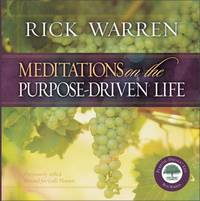 Meditations on the Purpose-Driven? Life by Rick Warren - Hardcover - 2003 - from ThriftBooks (SKU: G0310802466I2N00)