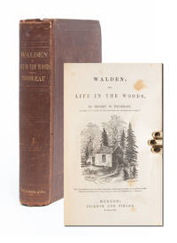 image of Walden: Or, Life in the Woods