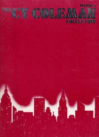 image of Cy Coleman Collection Volume 1
