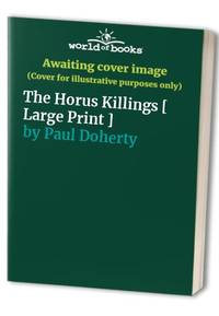 image of The Horus Killings [ Large Print ]