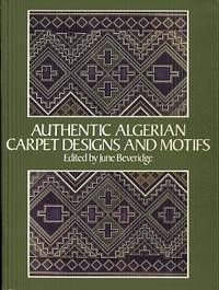 Authentic Algerian Carpet Designs and Motifs