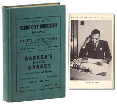 Kansas City Negro City Directory...