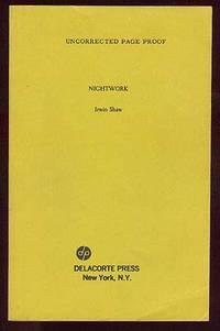 New York: Delacorte, 1975. Softcover. Fine. Uncorrected proof. Slightly soiled, else fine in wrapper...
