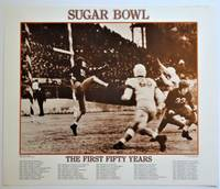 image of Sugar Bowl : The First Fifty Years: Promotional Poster