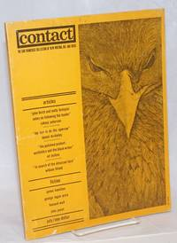 Contact: the San Francisco collection of new writing, art, and ideas. vol. 4 #1, July 1963