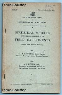 STATISTICAL METHODS.