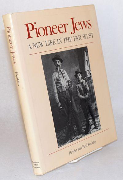 Boston: Houghton Mifflin, 1984. Hardcover. xi+243p., 8.5x11 inch hardbound in openweave cream cloth ...
