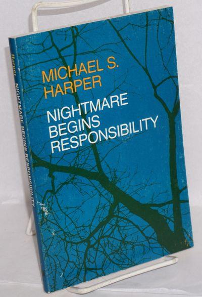 Urbana: University of Illinois Press, 1975. Trade Paperback. ix, 97p., wraps with mildest edgewear, ...