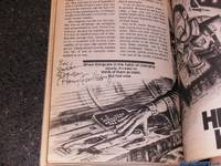 *Turtledove Signed* Analog Science Fiction/Science Fact, October 1984 (Vol. CIV, No. 10)