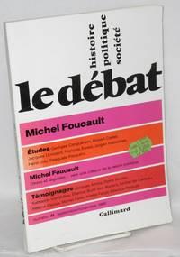 image of Le débat; septembre-novembre 1986, numéro 41