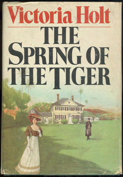 SPRING OF THE TIGER, Holt, Victoria