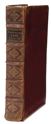 Tragediae Septem cum commentariis. (Edited by Aldus Manutius and John Gregoropoulos)