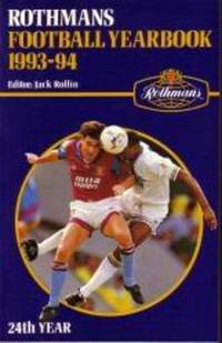 Rothmans Football Yearbook 1993-94 (# 24)