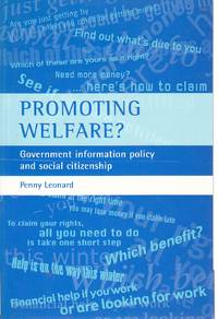 image of Promoting Welfare?  Government Information Policy and Social Citizenship