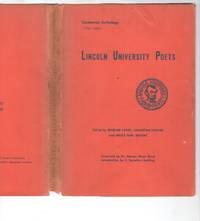 LINCOLN UNIVERSITY POETS: CENTENNIAL ANTHOLOGY.