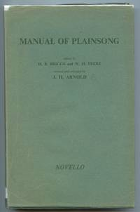 image of A Manual of Plainsong For Divine Service