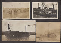 image of ERIE CANAL CONSTRUCTION PHOTOGRAPHS