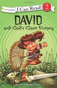 David and God's Giant Victory I Can Read! / Dennis Jones Series