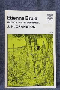 Ryerson Paperbacks 31 Etienne Brule Immortal Scoundrel