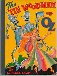 image of Tin Woodman Of Oz