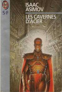 image of Les cavernes d'acier