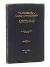 The Problem Of Land Ownership