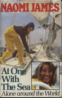 AT ONE WITH THE SEA : ALONE AROUND THE WORLD