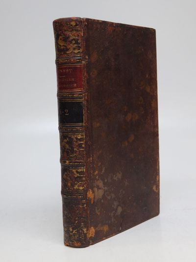 Amsterdam: Reynal, 1769. hardcover. 2 volumes in one. xxiv, 263; , 170, pp. Short 8vo, bound in full...