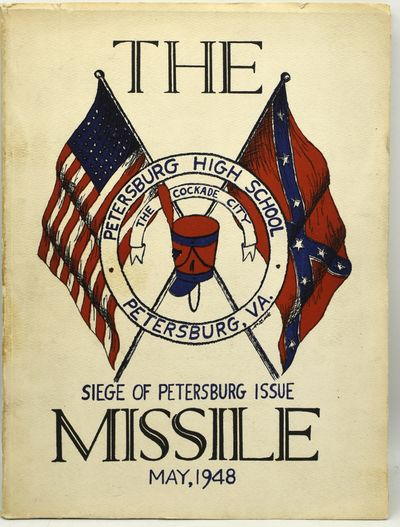 Petersburg, Virginia: Petersburg High School, 1948. Soft Cover. Very Good binding. For the Civil War...