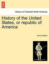 History of the United States  or Republic of America