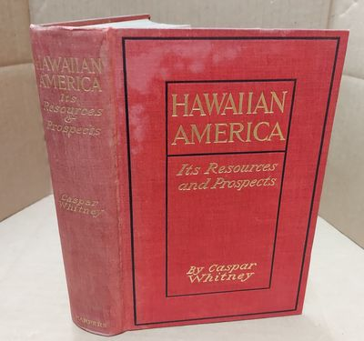 New York: Harper & Brothers, 1899. First Edition. Hardcover. Octavo; VG/no-DJ; red spine, gold text;...